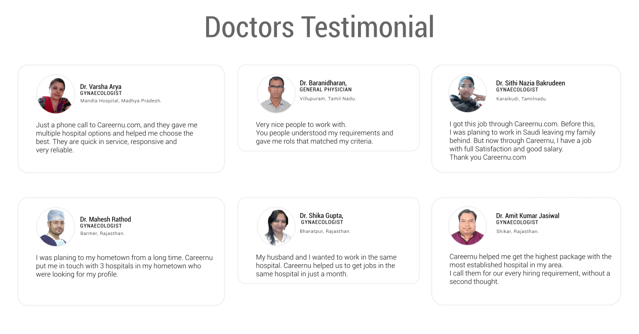Doctor Placement Services,Medical and Healthcare Recruitment